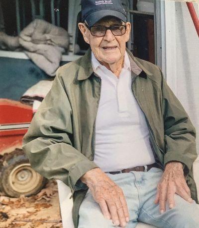 Photo of Guy W. Stevens  - 1933-2021