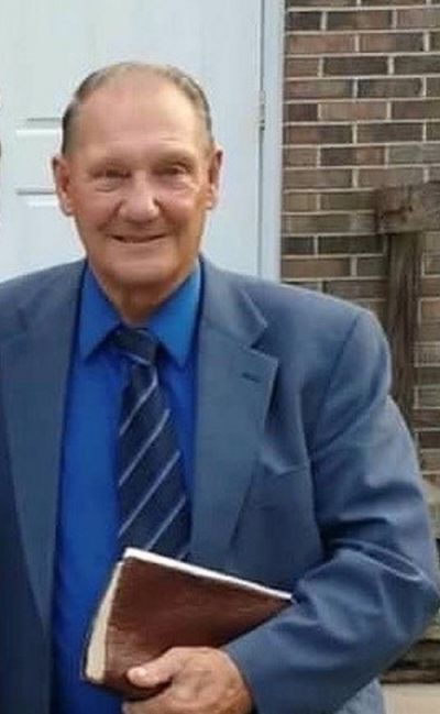 Photo of Pastor Winfred E. Bennett  - 1942-2020