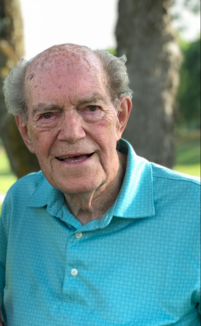 Photo of John Clinton Briggs  - 1927-2018