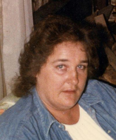 Photo of Nancy Irene Brown  - 1949-2020
