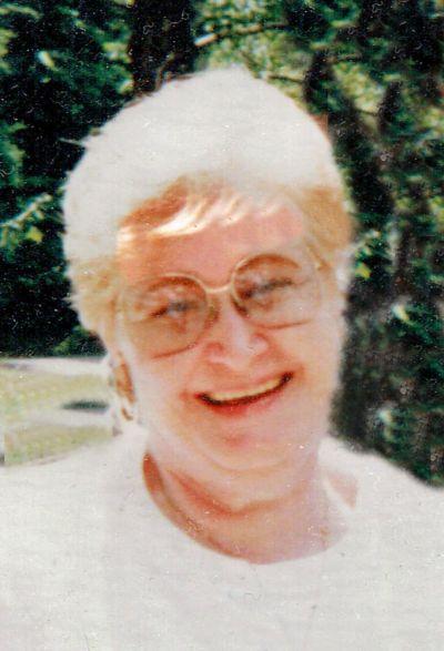 Photo of Peggy H. Cameron  - 1934-2017