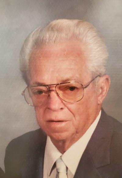 """Photo of Robert """"Peanut"""" C. Chambers  - 1931-2019"""