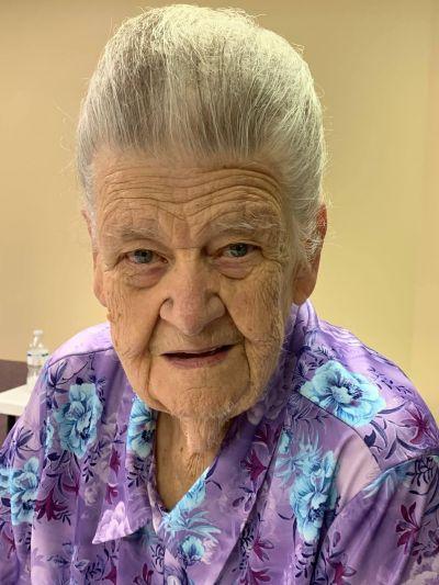 Photo of  Pastor Betty Marie Drake  - 1935-2021