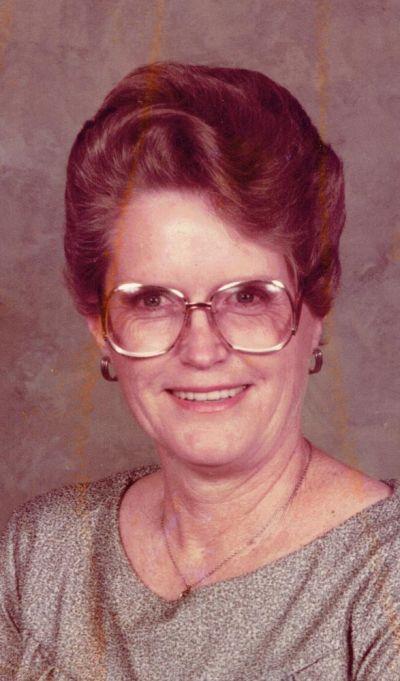 Photo of Hazel Stroupe Edwards  - 1931-2017