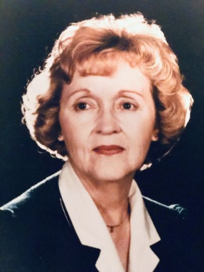 Photo of Nancy Mease Foster  - 1925-2020