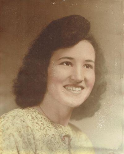 Photo of Martha Stamey Gant  - 1928-2017