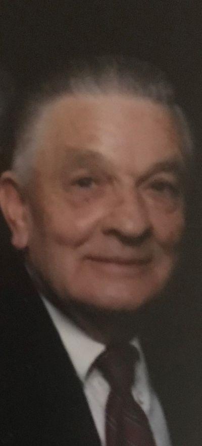Photo of Billy Dean Hagood  - 1937-2020