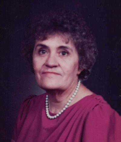 Photo of Pauline Harrell Harvey  - 1936-2020