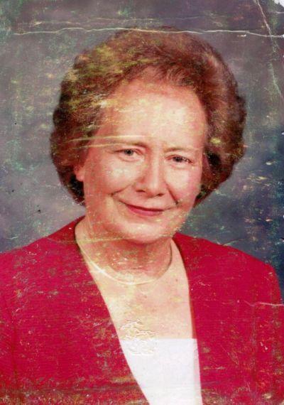 Photo of Betty Shipman Lane  - 1935-2018