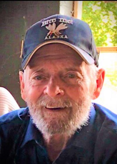 "Photo of Elton ""Pappy"" Elkins Latham  - 1935-2021"
