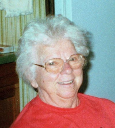 Photo of Molly M. Lindsey  - 1922-2017