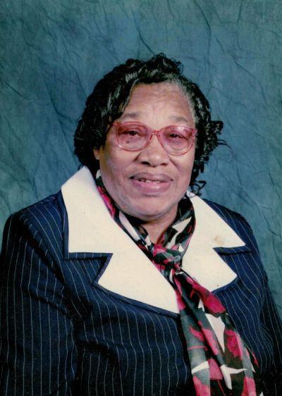 Photo of Pastor Nellie Love McCoy  - 1933-2018