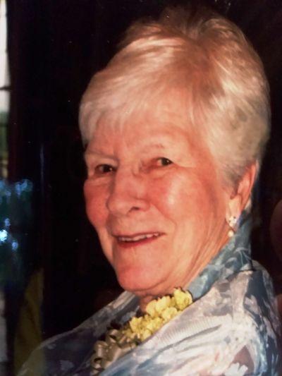 Photo of Bonnie Edith Wells Moon  - 1926-2020