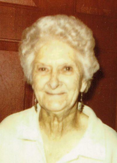 Photo of  Elizabeth  Pressley  - 1921-2015