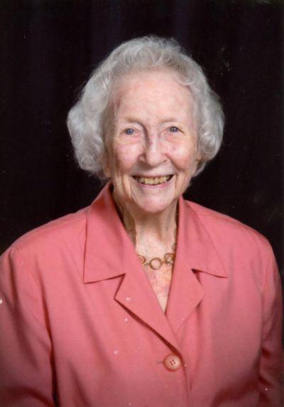 Photo of Alice Porter Sexton  - 1915-2019