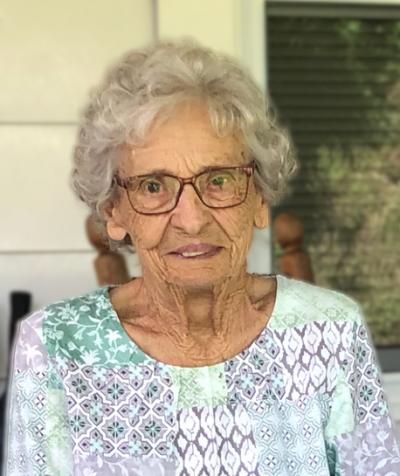 Photo of Wilma Noles Thomason  - 1931-2021