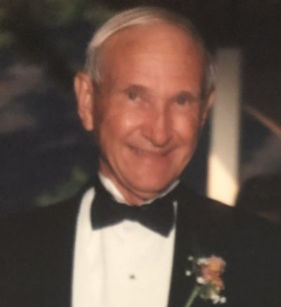 Photo of Julian Carlyle Davis  - 1921-2020