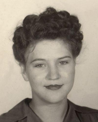 Photo of Elvie Maxine Wheatley  - 1929-2021