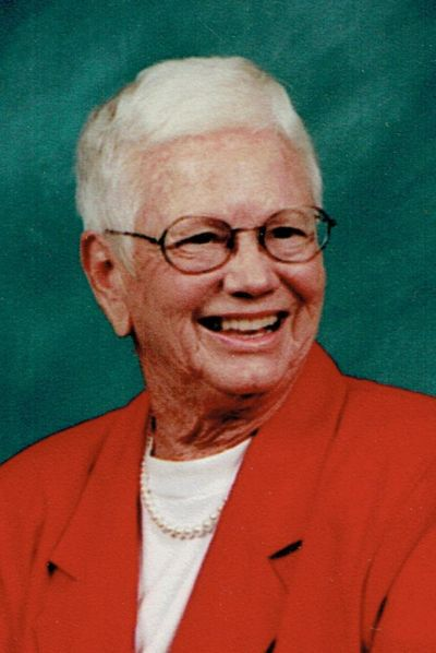 Photo of Mary Haynes White  - 1923-2017