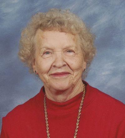 Photo of Helen Eva Pope Foster  - 1925-2021