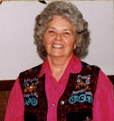 Photo of Betty  Towe Burrell  - 1929-2021