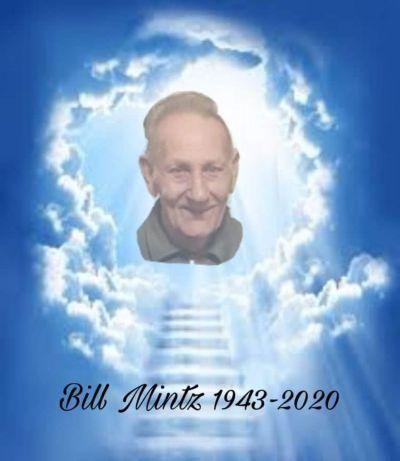 Photo of Billy Wayne Mintz  - 1943-2020